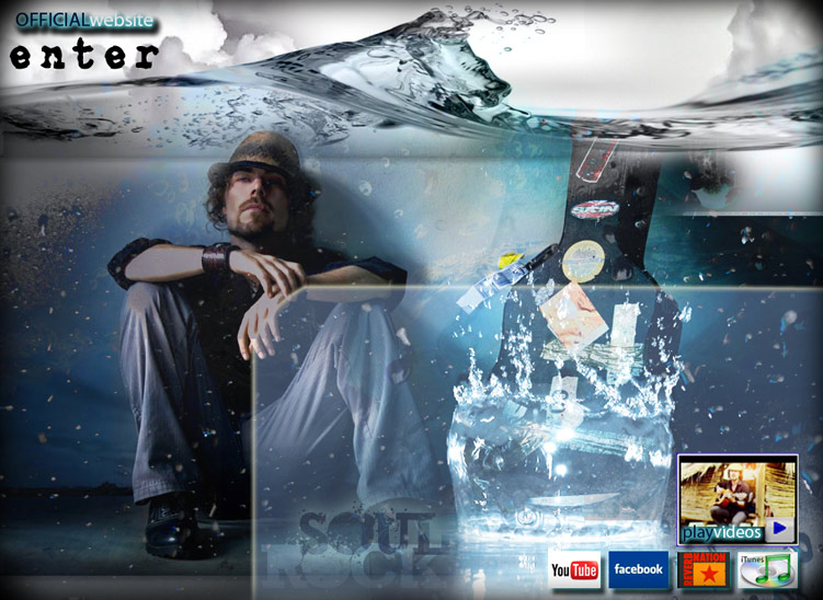 Official Gregos Music - 1000 Words for Water - Enter!